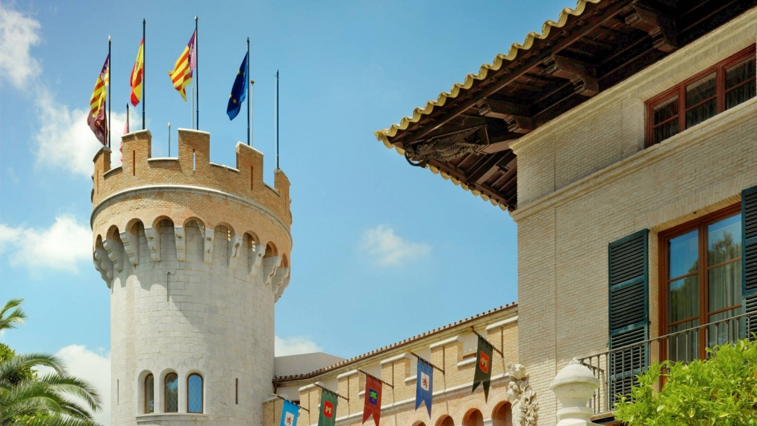 Castillo_Hotel_Son_Vida_Mallorca_Turm