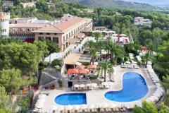 Castillo-Luftbild