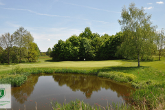 Golfanlage Schloss Egmating, Arabella Course Loch 02