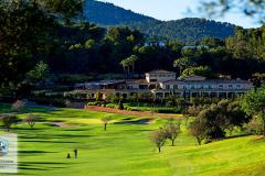 Golf Son Muntaner, Hole 09