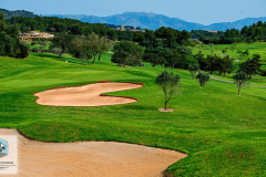 Golf Son Muntaner, Hole 16
