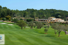 Golf Son Muntaner, Hole 18