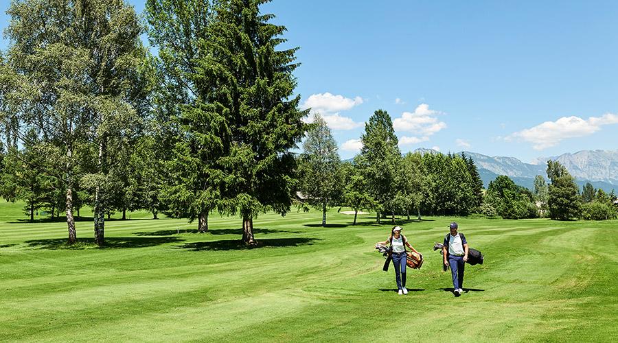 Golf Safari shooting in Pichlarn, Austria on June 23, 2016. Copyright: Armin Walcher