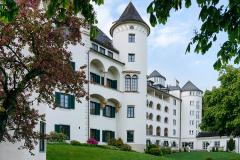 Außenansicht Romantik Hotel Schloss Pichlarn, © Richard Schabetsberger