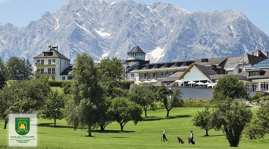 Golfclub Schloss Pichlarn, Österreich, Romantik Hotel, ArabellaGolf