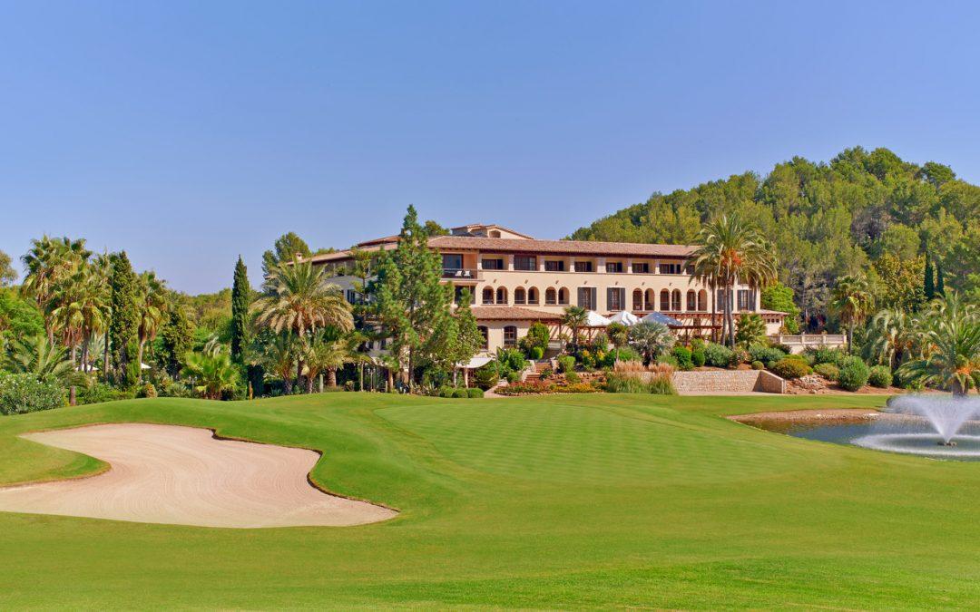 Brilliant placements for Arabella Golf Mallorca