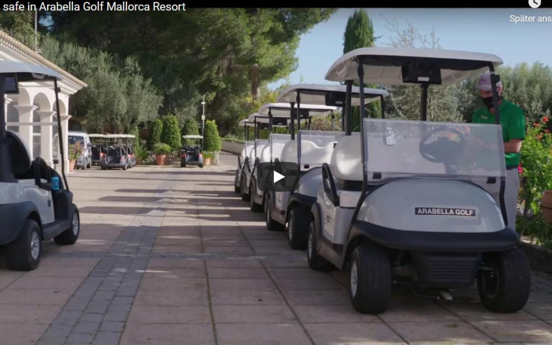 Play and safe in Mallorca Arabella Resort