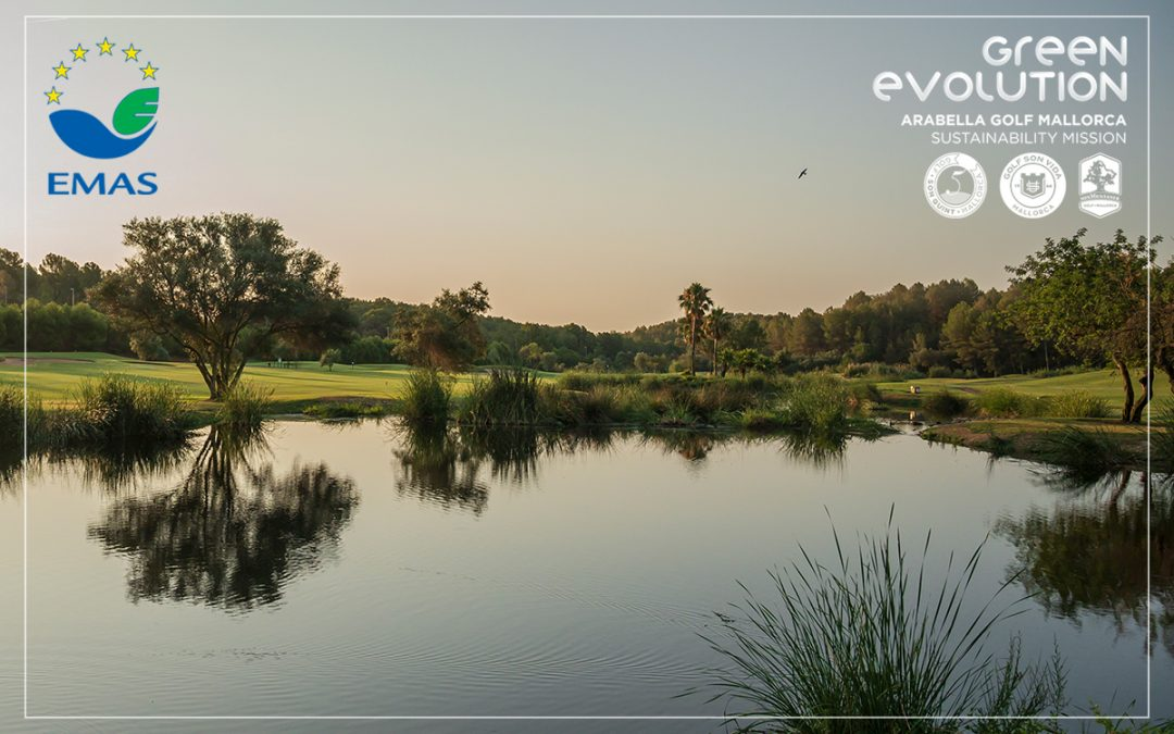 Arabella Golf Mallorca erhält EMAS Zertifizierung für alle Golfplätze