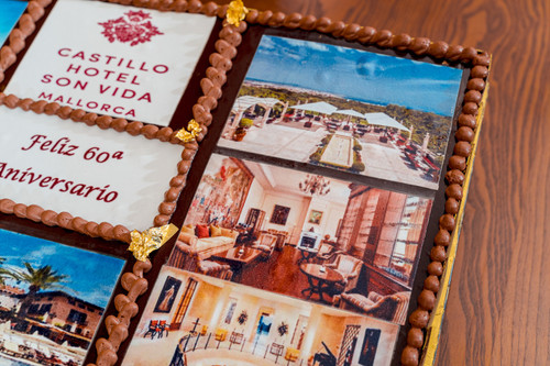 Happy Birthday Castillo Hotel Son Vida!