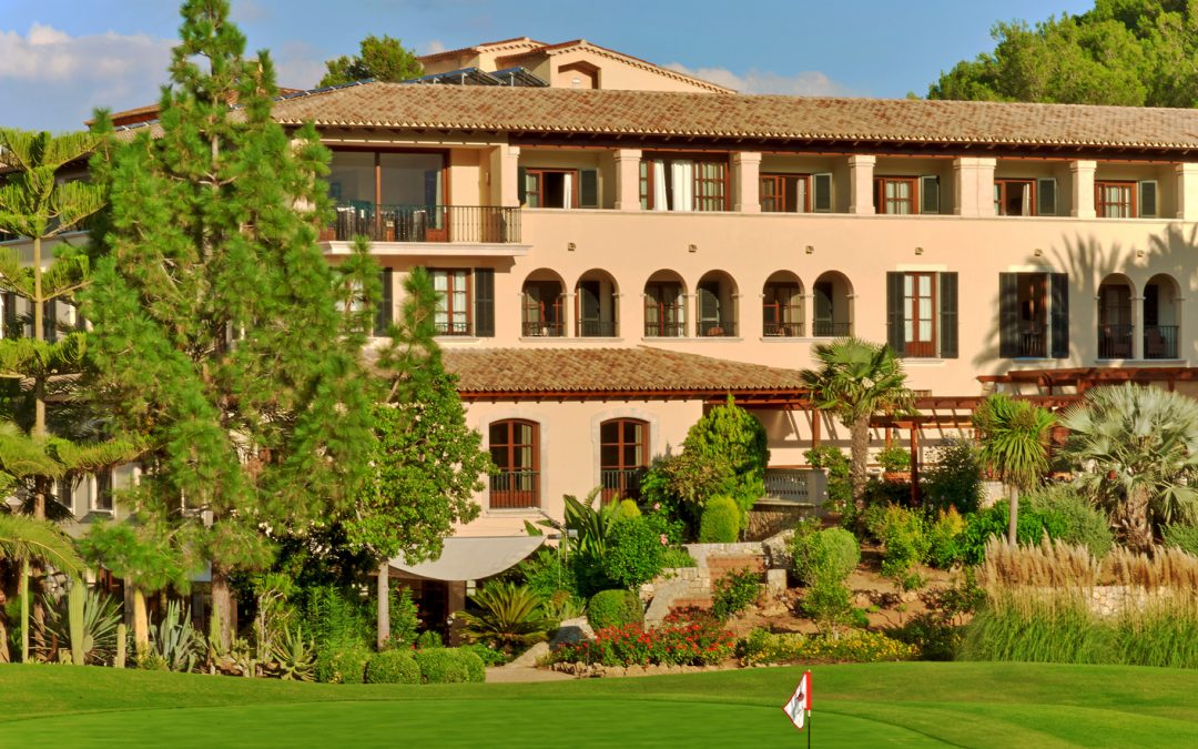 Sheraton Mallorca Arabella Golf Hotel among the most popular golf resorts in Europe